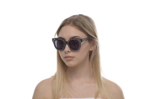 Женские очки Gucci 0116-002