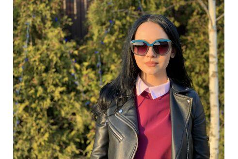 Женские очки Louis Vuitton z0678e-bl