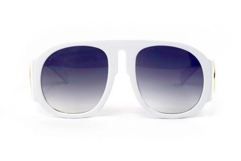 Женские очки Gucci 0152-white