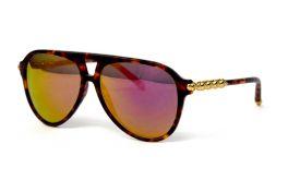 Солнцезащитные очки, Женские очки MQueen 4222-leo-pink