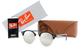Солнцезащитные очки, Ray Ban Round Metal 4246-silver